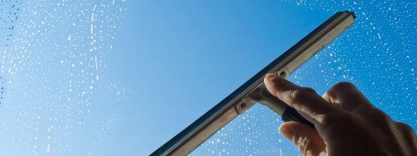 Windows cleaning, windows washing